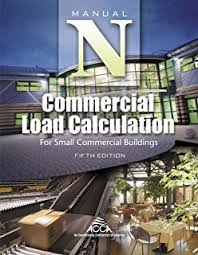 ACCA Manual N Commercial Load Calculation