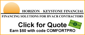 Horizon Keystone Financing Solutions for HVAC Contractors