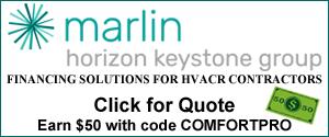 Marlin Financing Solutions for HVAC Contractors